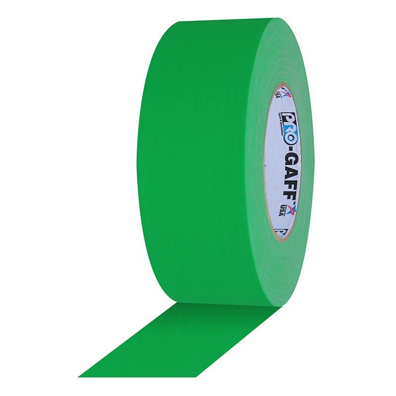 Pro Gaff® Chroma Green tape
