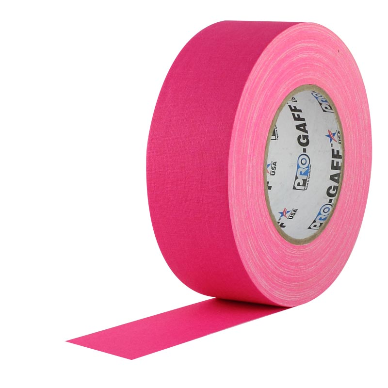 Pro Gaff® Fluorescent Colors tape