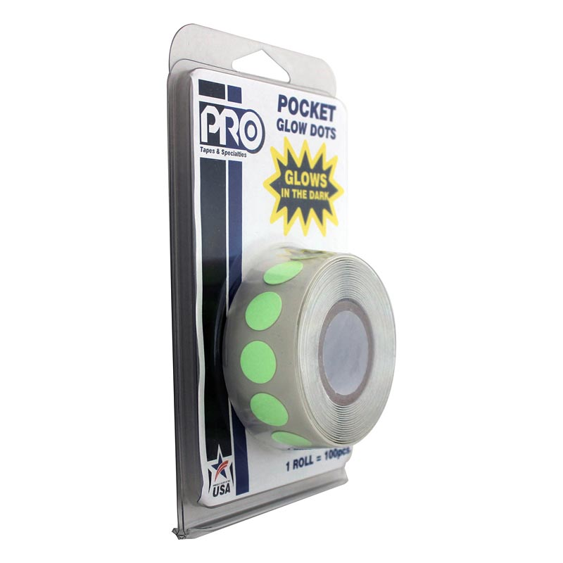 Pro® Pocket Glow Dots Tape tape