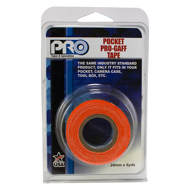 Pro Tapes & Specialties > product page