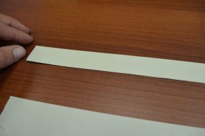 step-01-cut-tape-to-6-and-8-inch-strips