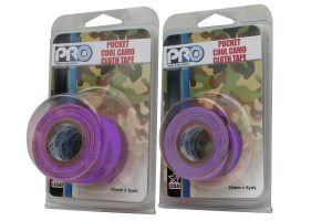 Pocket Cool Camo comes in two sizes 24mm and 48mm