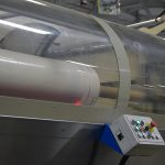 Pro Tapes® has 4 fully automatic lathe slitters.