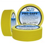 Pro Tapes® new finishing with UPC label