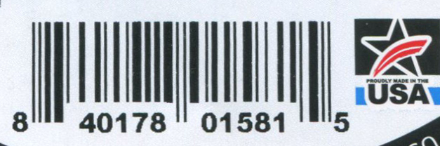 Each roll provides barcode traceability making your inventory easier to manage.