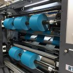 Pro Tapes® has eleven wide web slitting units of which six are fully automated.