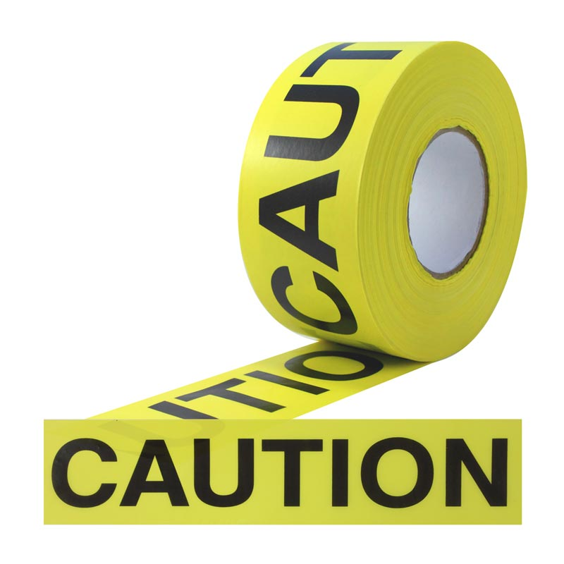 Caution Ribbon tape