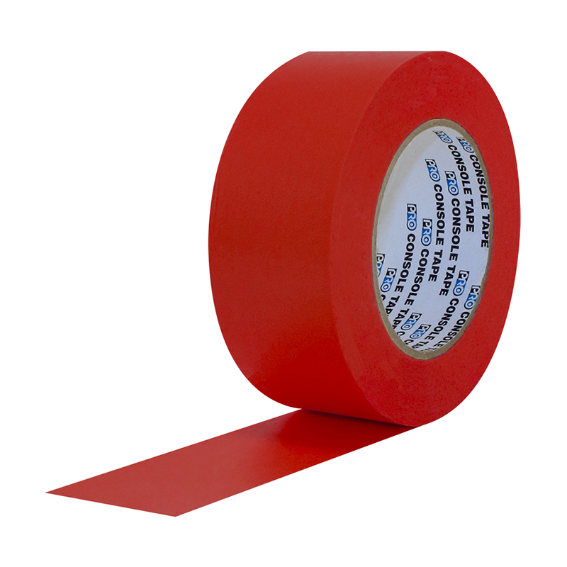 Pro® Console Tape Standard Colors tape