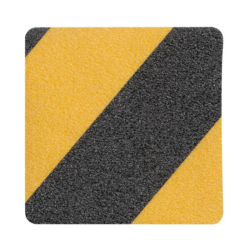 Pro® Grit Safety Stripes tape