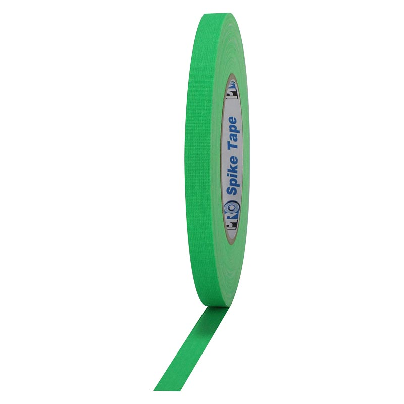 Pro® Spike Fluorescent Colors tape