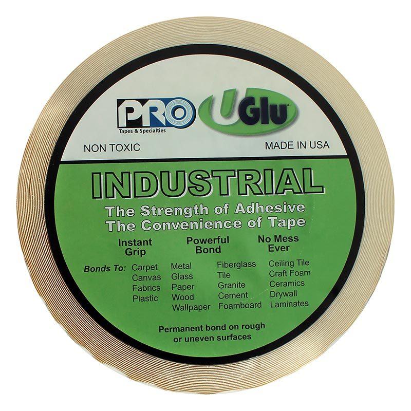 UGlu® Industrial Roll tape
