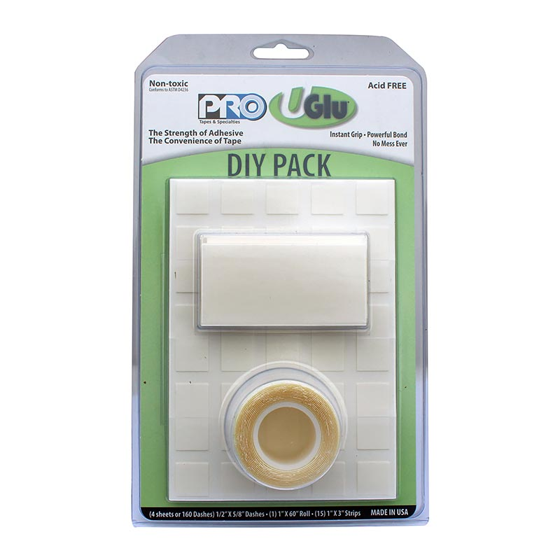 UGlu® 700 DIY Pack tape