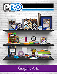 ProTapes Graphic Arts Brochure