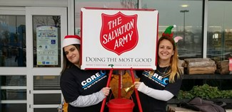 Salvation Army: Kettle Bells