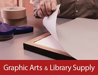 Graphic Arts & Library Supply
