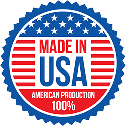 Pro Gaff<sup>®</sup> gaffers tape is made in the USA.