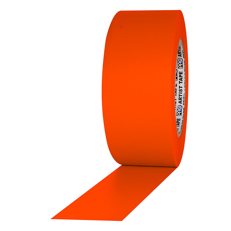 Adhesive Tape - Artist Tape Fluorescent Colors
