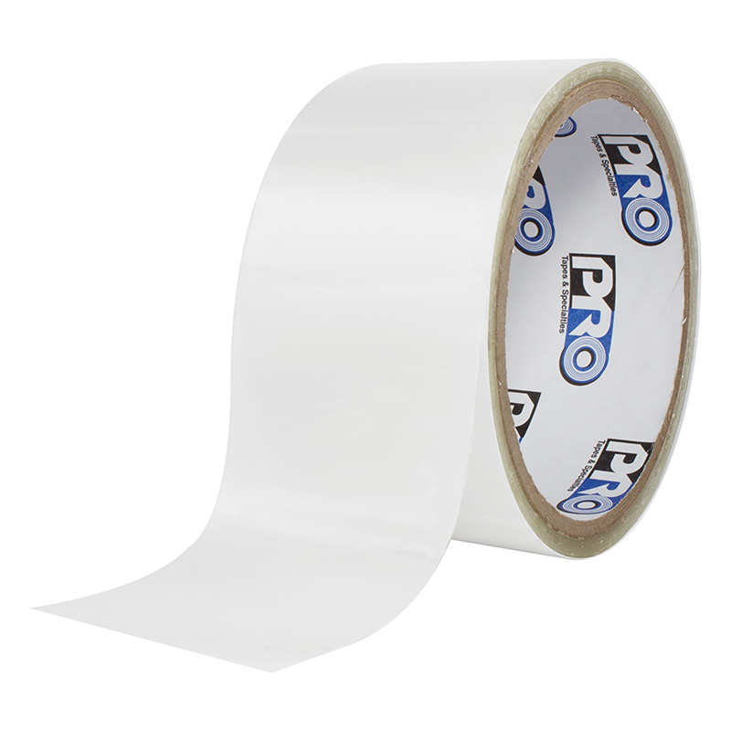 ProTapes Pro Flex Flexible Butyl All Weather Patch and Shield Repair Tape Pack of 4 Black 50 Length X 8 Width