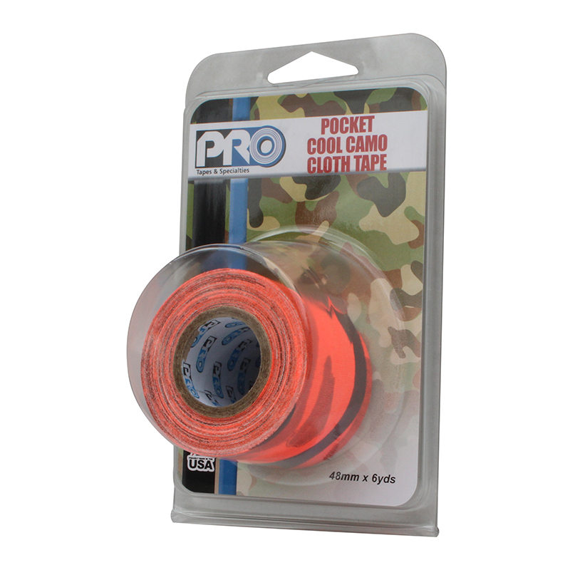 Adhesive Tape - Pro Pocket Cool Camo