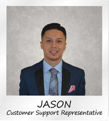 Jason - Customer Support Representative