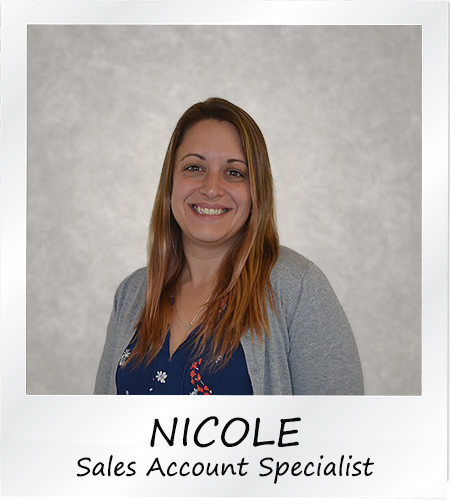 Nicole - Sales Account Specialist