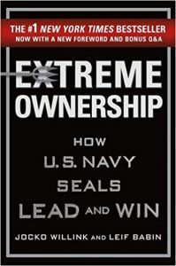 """Extreme Ownership"" by Jocko Willink & Leif Babinz"