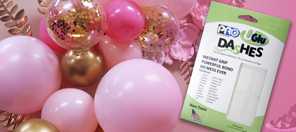 HOW BALLOONS AND UGLU® GO TOGETHER FOR THE PERFECT PARTY PLANNING