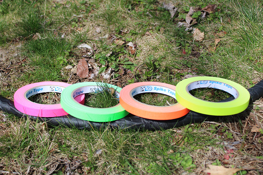 Personalizing your Hula Hoop With Pro Pocket Spike Tape