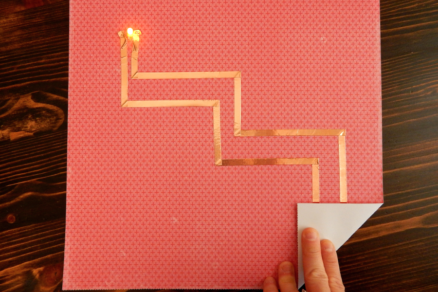 Keep experimenting with your simple circuit path!