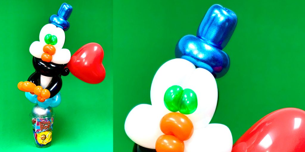 Add accessories to balloon characters easily, with UGlu!