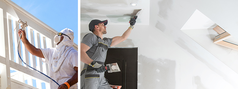 Pro Scenic 714 Blue Mask is ideal for painting and drywall