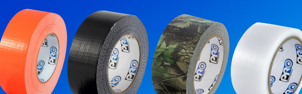 Today duct tape comes in many colors, grades and other different properties