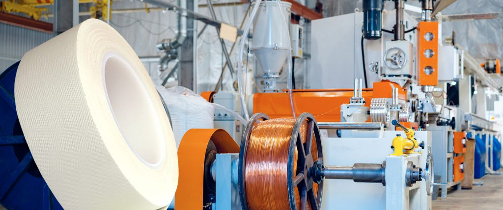 Pro 730 Glass Cloth Tape is widely used for transformers, electrical coils, heat furnaces and similar applications