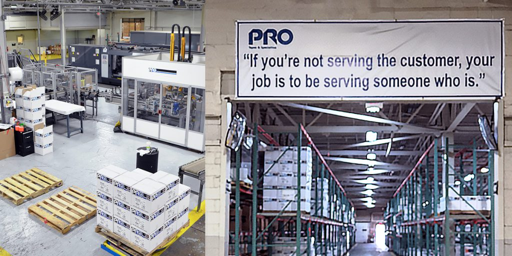 Pro Tapes® is one of the best places to work because of its focus on people.
