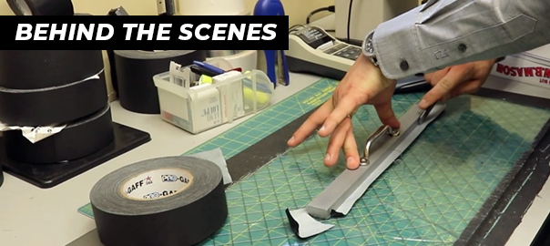 Quality Control Lab at Pro Tapes