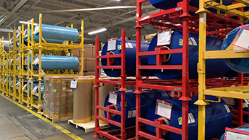 Adhesive Tape Converters - Bulk Jumbo Adhesives Inventory