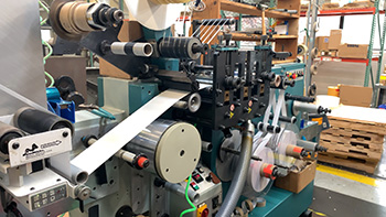 Adhesive Tape Converting - Specialty Slitting